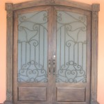 Luxury and safety: modern style doors and gates