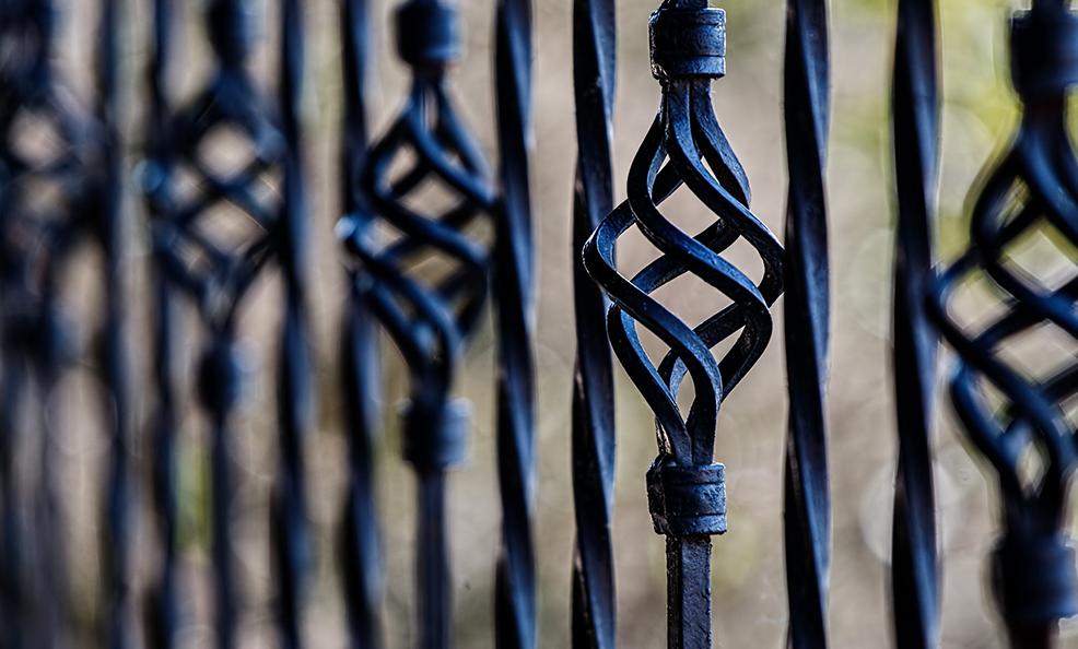 Diseños en metal para sus verjas