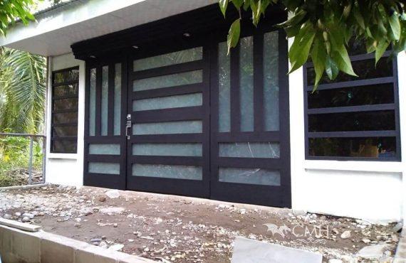 Puertas de hierro modernas - Modern Iron Doors