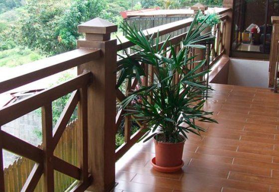 Barandas y Balcones