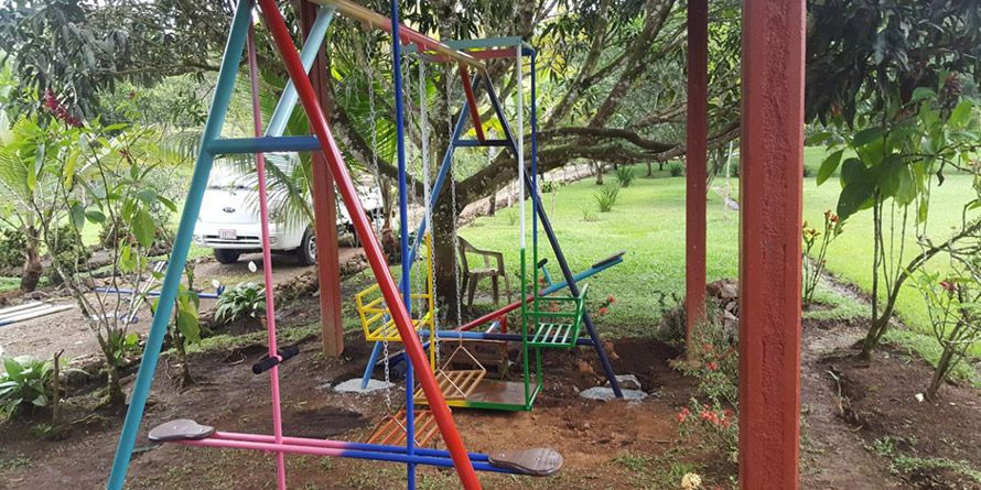Play Grounds Wrought Iron In Costa Rica