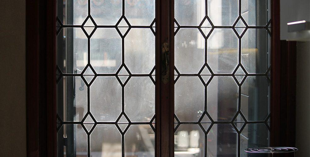 Ventanas personalizadas en hierro